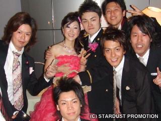 大学時代の親友の結婚式に行ってきました!