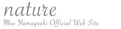 moe yamaguchi official web site